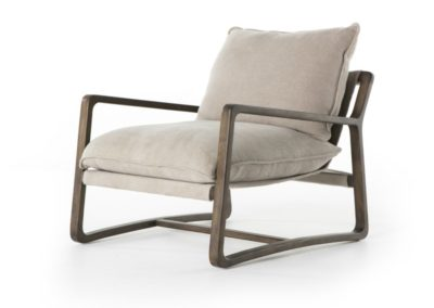 ACE CHAIR - COBBLESTONE JUTE