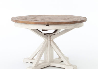 CINTRA EXTENSION DINING TABLE - DRIFTWOOD NATURAL 48